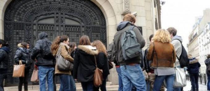Élèves Lycée-collège Jules-Ferry