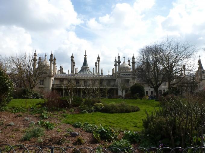 """Pavillon royal de Brighton """"gothique indien"""""""